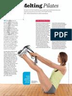 Pound Melting Pilates