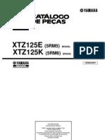 XTZ125 - 2005
