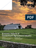 Economic Impacts of CT's Agriculture Industry