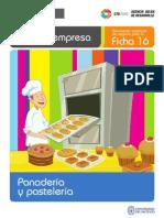 Ficha Extendida 16 Panaderia y Pasteleria