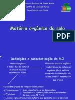 Materia Organica Do Solo Versao 2