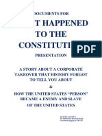 What Happened to the Constitution Presentation Docs L