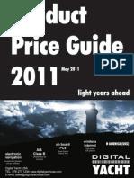 digital yacht 05-17-2011 usd pricelist