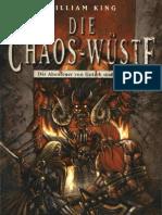 William King - Warhammer - Die Chaos-Wüste