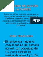 3.CLASIFICACION DE CARIES