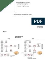 Segmentacion Asimetrica de Redes