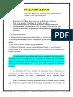 POSTULADOS DE PEANO