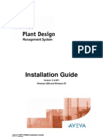 PDMS Installation Guide