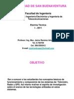 Electiva Técnica I-2011
