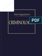 Ingenieros Jose - Criminologia