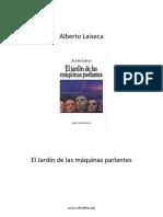 Alberto Laiseca - El Jardin de Las Maquinas Parlantes