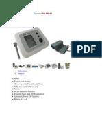 BP101G Arm Blood Pressure Monitor Php 880