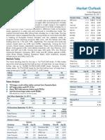 Market Outlook 20th September 2011