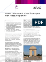 Indian Government_road Programme