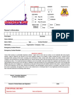 Sapphire Run Reg Form