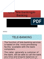 Chapter 6 Tele Banking