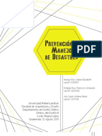 Prevencion Manejo Desastres Doc