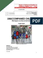 Unaccompanied Children ISS Final Report 23June 2008
