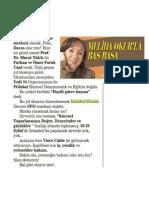 Meliha Okur-İstanbul Finans Zirvesi