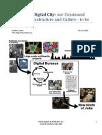 Building a Digital City - 10-18-10