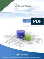 Diccionario de Datos - Edutiva ERP