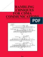 Scrambling Techniques for CDMA Communications