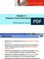 CA Ex S2M04 Distance Vector Routing Protocols