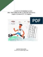 Test Figura Humana Manual de Koppitz