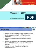 CA Ex s2m11 Ospf