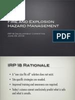 IRP18 Presentation