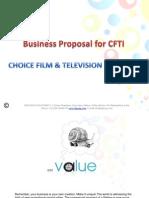 Cfti Proposal