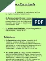 Infección Urinaria (Guias Sadi 2006)