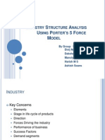 Industry Structure Analysis (1)