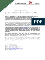 Datamatics VDZ Pressemitteilung 19.09