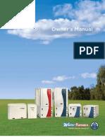 Manual Water Furnace