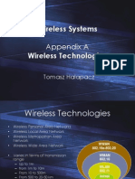 Wireless Systems Technology Overview