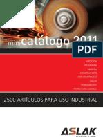 Mini Catalogo 2011