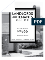 Landlords & Tenants Guide