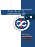 Kotak Report for College