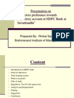 My HDFC ppt