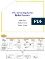 OSG Accounting System Design