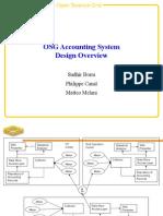 OSG Accounting System Design