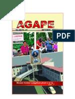 Agape - September, 2011