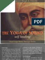 Naad Yoga - Self Healing - Booklet