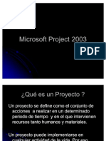 Presentacion Que Es y Como Se Trabaja en Project