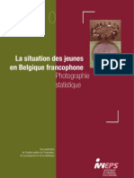 Situation Des Jeunes en Belgique Francophone