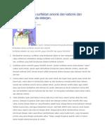 Perbedaan Antara Surfaktan Anionik Dan Kationik Dan Penerapannya Pada Deterjen