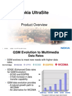 01_01_UltraSite GSMEDGE BTS Product Overview