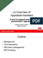 Appraisal Assistant Demo