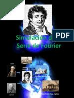 Simulación de la Serie de Fourier